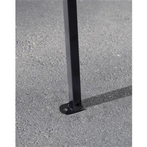 Quik Shade Slant Leg Canopy 10 X 10 Red Lowe S Canada
