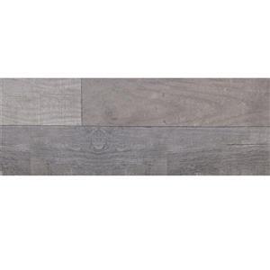 Mono Serra Group Porcelain Tile 7-in x 25-in Bois Flotte Grigio - Wall/Floor -  20.77 pi2/ca