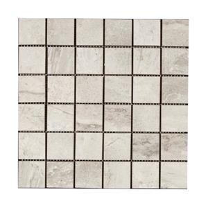 Mono Serra Group Porcelain Tile - 12-in x 12-in - Tune Beige Mosaic