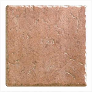 Mono Serra Group Porcelain Tile - 6-in x 6-in - Giada Rosso