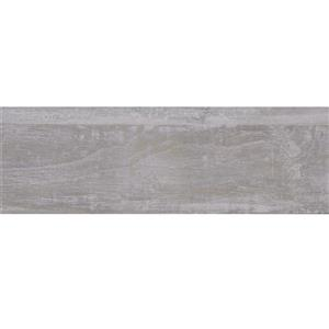 Mono Serra Group Porcelain Tile 7-in x 24-in Tundra Grigio 20.45 pi2/case