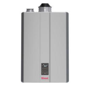 Rinnai 120 000 BTU Natural Gas or Propane Tankless Boiler/Water Heater