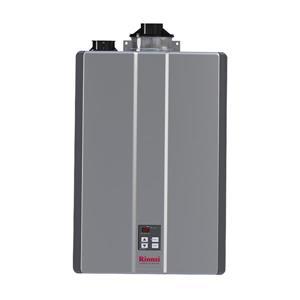 Rinnai 11 GPM/199 000 BTU Natural Gas Tankless Water Heater