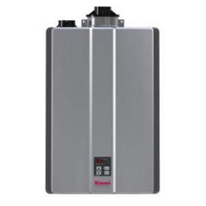 Rinnai Tankless Water Heater - Natural Gas -9 GPM -160k BTUs