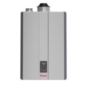 Rinnai Natural Gas or Propane Boiler - 90 000 BTUs