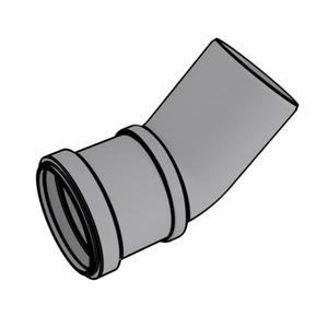 Rinnai  2-in Condensing 45° Vent Elbow - Plastic