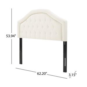 Best Selling Home Decor Plymouth Headboard - Full/Queen - Off-white