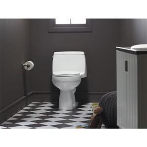 KOHLER Santa Rosa Comfort Height One-Piece 1.28-GPF Toilet - White