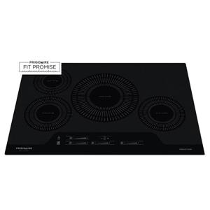 Frigidaire Gallery 30-in 4-Element Induction Cooktop (Black)