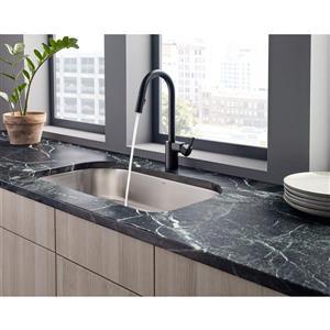 Moen Align Kitchen Faucet - One-Handle Pulldown- Matte Black