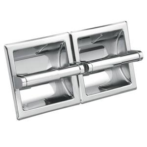 Moen Double Paper Holder - Chrome
