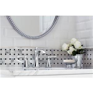 Moen Wynford Bathroom Faucet - Two-Handle - Chrome (Valve Sold Separately)