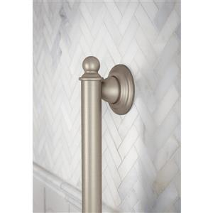 Moen Brantford 18-in Towel Bar - Oil Rubbed Bronze