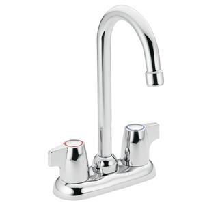 Moen Chateau Bar Faucet - Two-Handle - Chrome