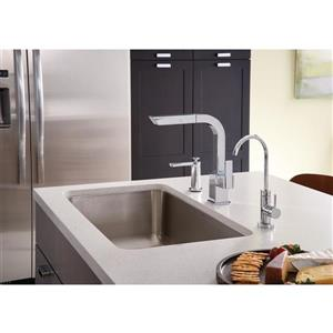 Moen 90 Degree Kitchen Faucet - One-Handle Pullout - Chrome
