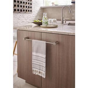 Moen Align 18-in Towel Bar - Brushed Nickel