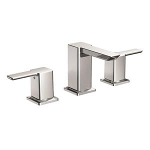 Moen 90 Degree Bathroom Faucet -  2-Handle - Chrome (Valve Sold Separately)
