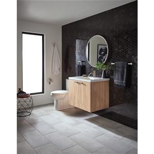 Moen 90 Degree Modern Bathroom Faucet -  1-Handle - Chrome