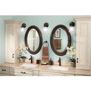 Moen Brantford Bathroom Faucet -  1-Handle - Oil Rubbed Bronze