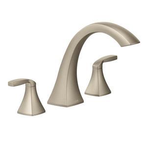 Moen Voss Bathtub Faucet - 2-Handle - Brushed Nickel