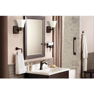 Moen Voss Bathroom Faucet -  1-Handle - Oil Rubbed Bronze