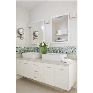 Moen Align Modern Bathroom Faucet -  1-Handle - Chrome