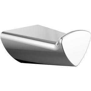 Delta Zura Robe Hook - Chrome
