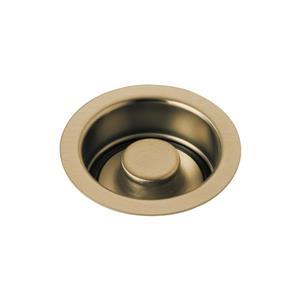 Delta Kitchen Disposal and Flange Stopper - Champagne Bronze