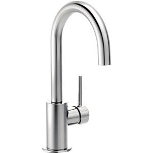 Delta Single Handle Bar/Prep Faucet - Chrome