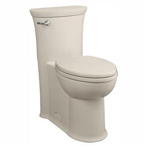 American Standard Tropic 1-Piece Toilet - Single Flush - Off-White
