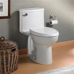 American Standard Compact Cadet 3Toilet - 1-Piece - White