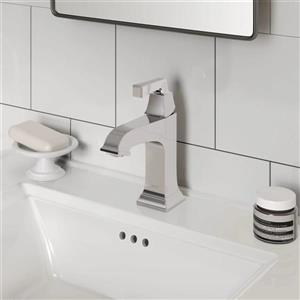 American Standard Town Square Bathroom Faucet - Single Handle - Brushed Nickel