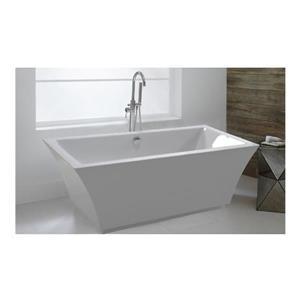 American Standard Tofino FreestandingBathtub - 31.5-in x 67-in - Acrylic - White