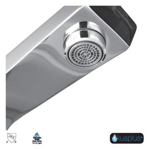 Akuaplus Irene Roman Tub Faucet with Handshower - Chrome
