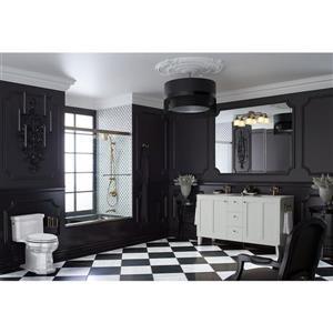 KOHLER Kathryn Elongated Toilet - 1-Piece - Comfort Height - White