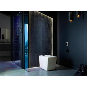 KOHLER Numi Intelligent Dual-Flush Toilet - Comfort Height - Black
