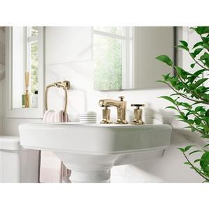 KOHLER Margaux Bathroom Sink Faucet - 2-Handle - Gold