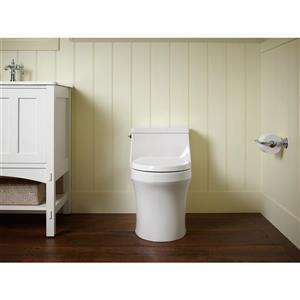 KOHLER San Souci Toilet - Standard Height - Grey
