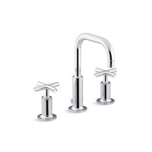 KOHLER Purist Bathroom Sink Faucet - 2-Handle - Polished Chrome
