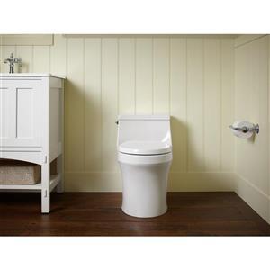 KOHLER San Souci Toilet - 1-Piece - Standard Height - Almond