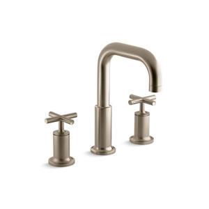 KOHLER Purist Bathtub Faucet - Brushed Bronze