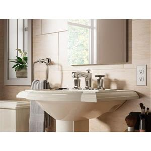 KOHLER Margaux Bathroom Sink Faucet - 2-Handle - Polished Nickel