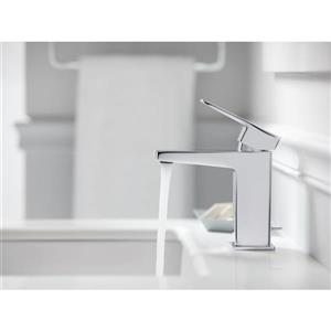 KOHLER Honesty Bathroom Sink Faucet - 1-Handle - Polished Chrome