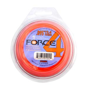 MTD Force 4 Trimmer Line - 0,095-in x 40-ft - Orange