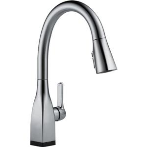 Delta Mateo Kitchen Faucet - 16-in. - 1-Handle - Arctic Stainless