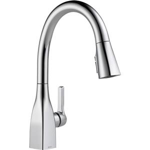 Delta Mateo Kitchen Faucet - 15.5-in. - 1-Handle - Chrome