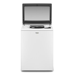 Whirlpool High-Efficiency Top-Load Washer (White)