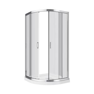A&E Bath & Shower Mona-NW Neo Round Shower Enclosure Kit Without Walls