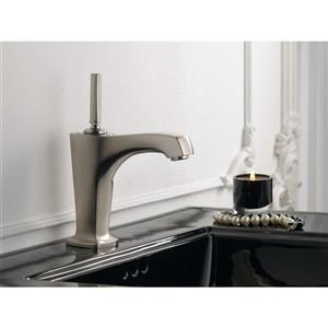 Kohler Margaux Single-Hole Bathroom Sink Faucet - Nickel