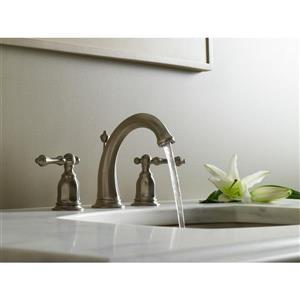 Kohler Kelston Widespread Bathroom Sink Faucet - Chrome